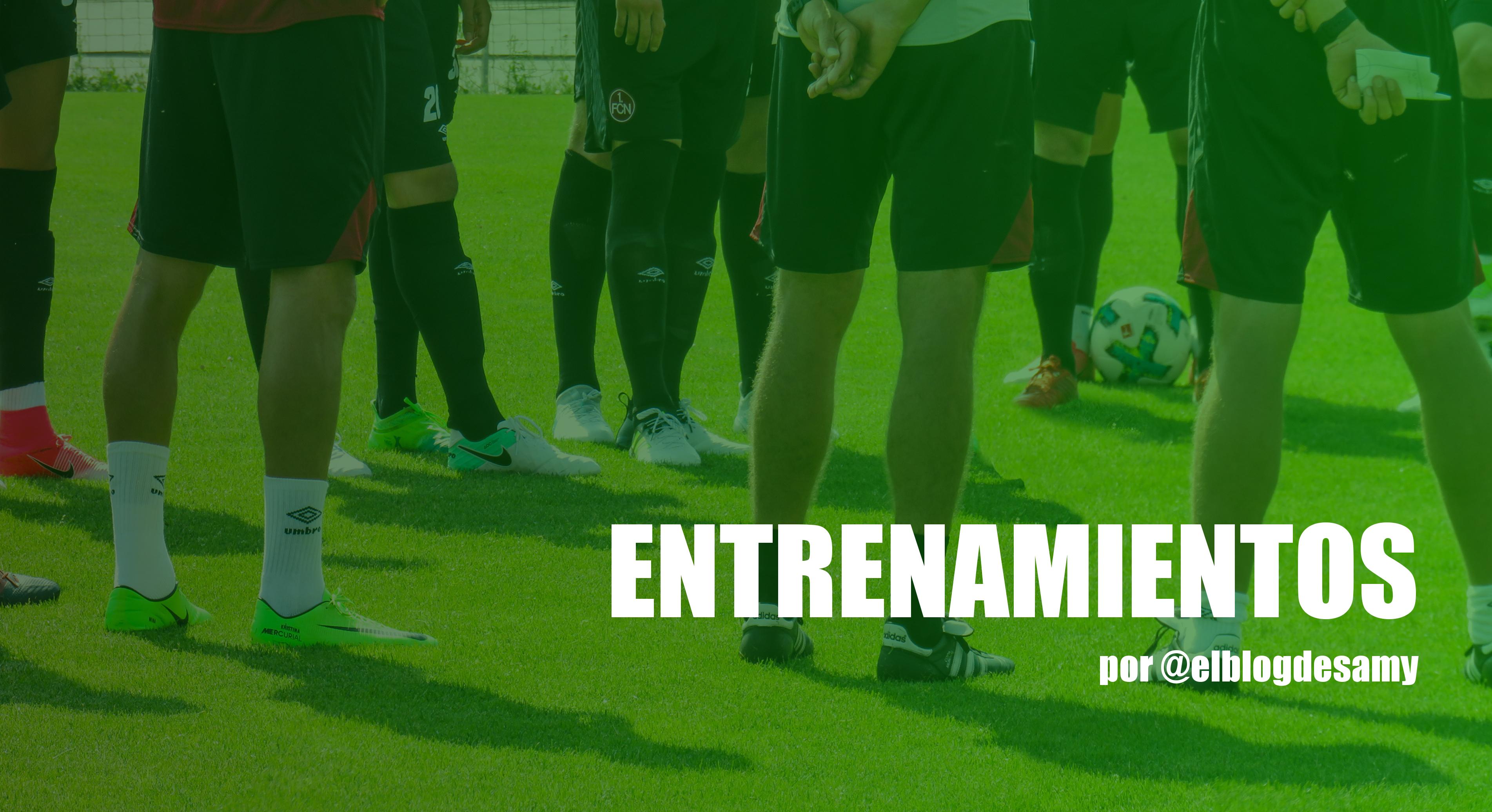 Circuito Tecnico Futbol : Circuito fÍsico tÉcnico fÚtbol el de samy